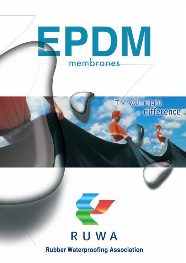 EPDM membranes