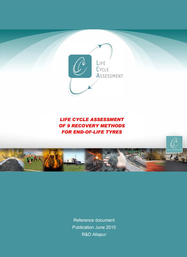 LCA Aliapur 2010 – ELT recovery routes