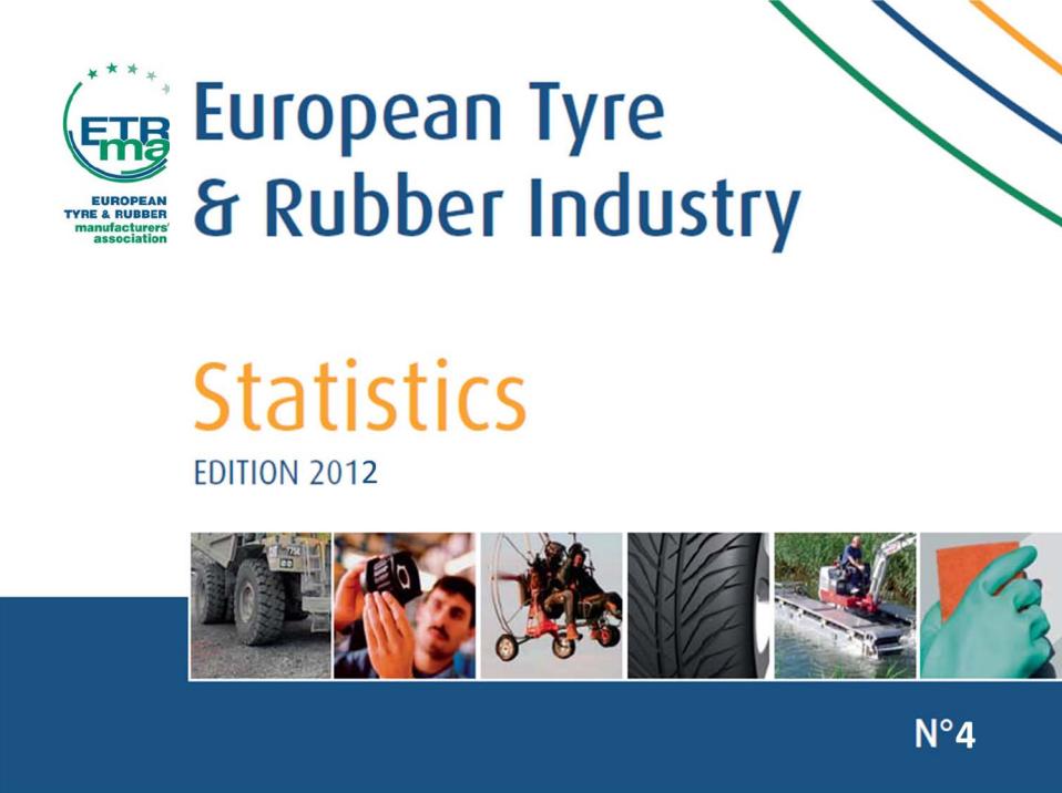 Statistics – Edition 2012