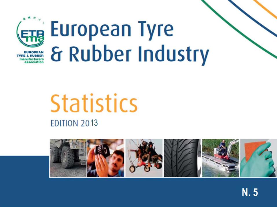 Statistics – Edition 2013