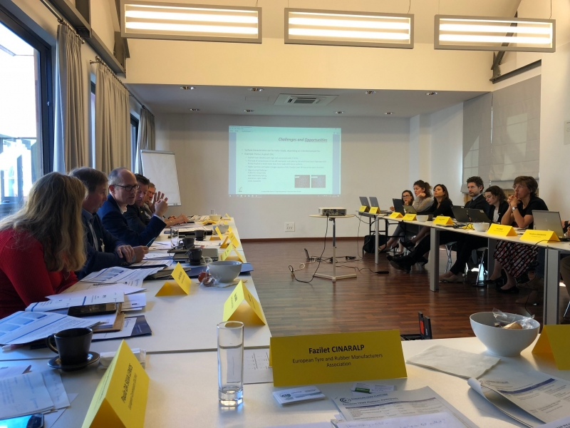 TRWP Roundtable, Brussels