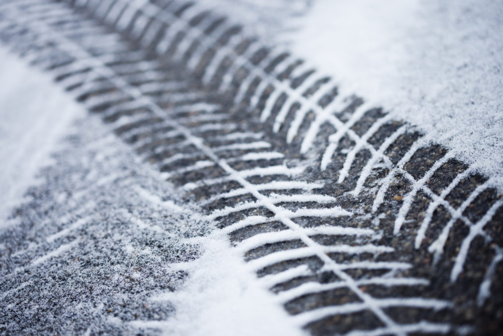 The right tyre for the right weather conditions can improve road safety