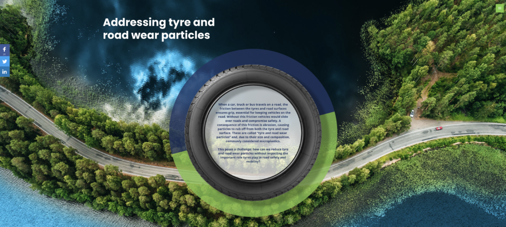 ETRMA Position Paper on Tyre & Road Wear Particles (TRWP)