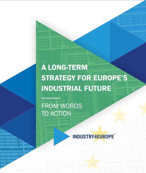 A long-term strategy for Europe's industrial future: from words to action