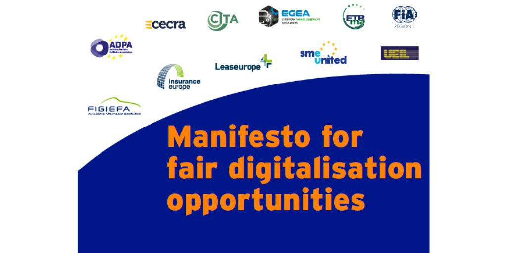 Manifesto for fair digitalisation opportunities
