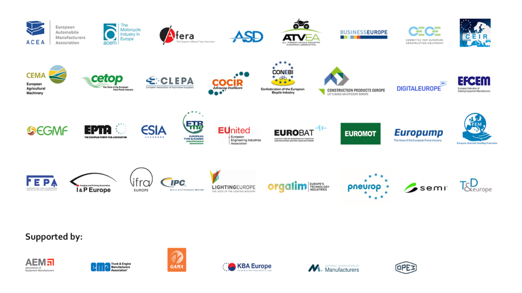 40 industry organisations call for urgent actions to postpone the legal obligations to the ECHA SCIP database