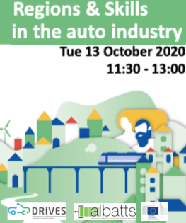 Region and skills in the auto industry